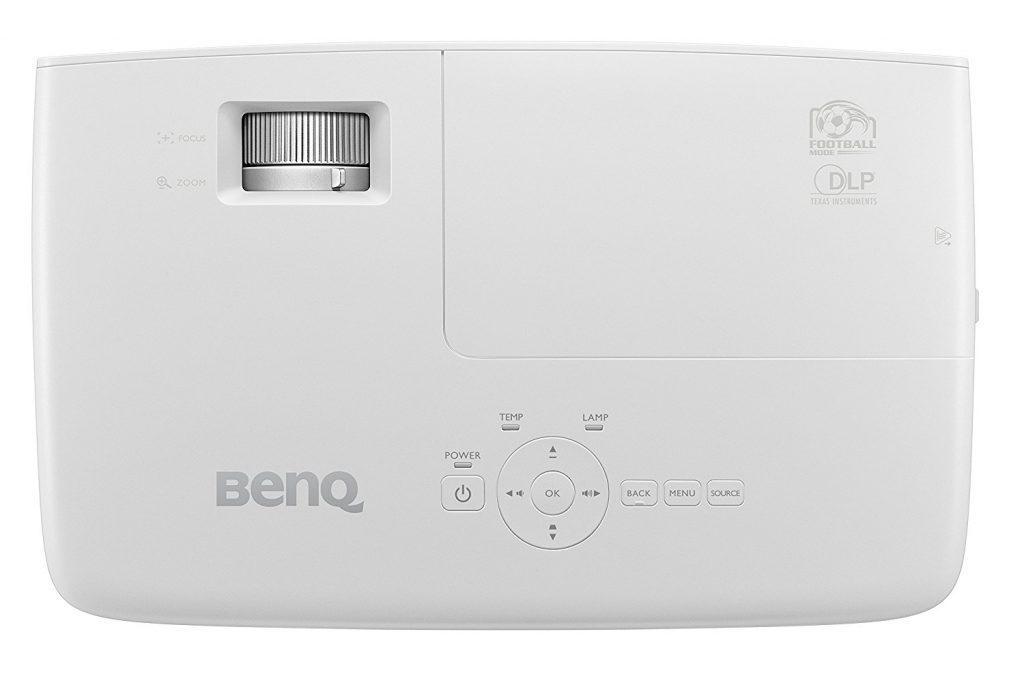 Réglage Benq W1090