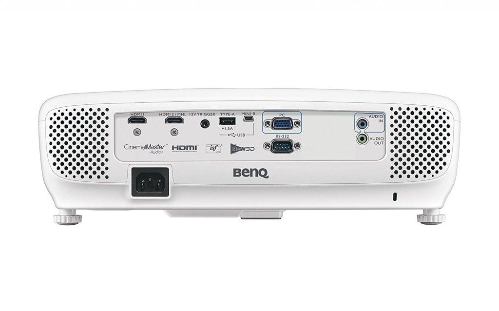 connectique benq w1210st