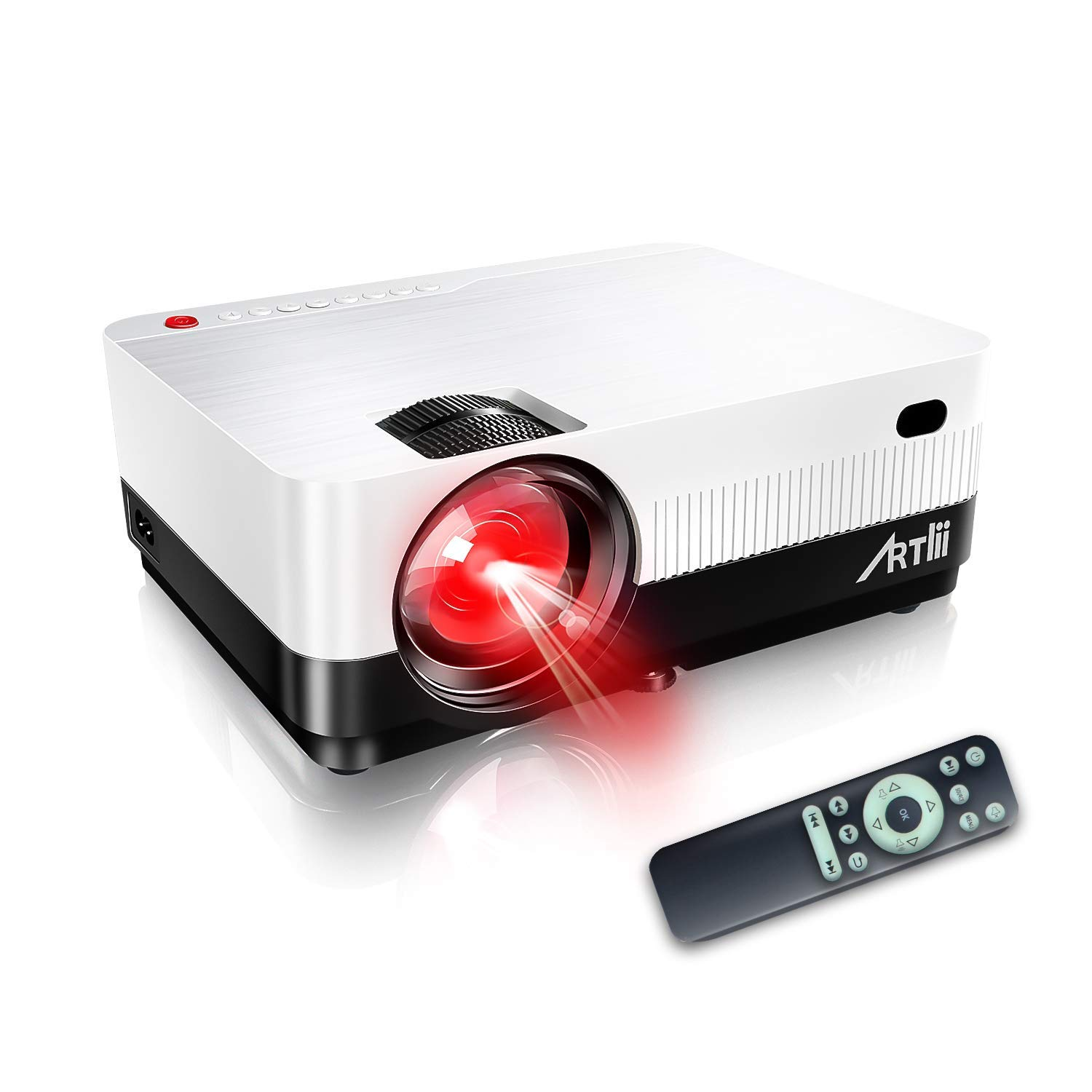 Artlii H3 : test du videoprojecteur Full HD