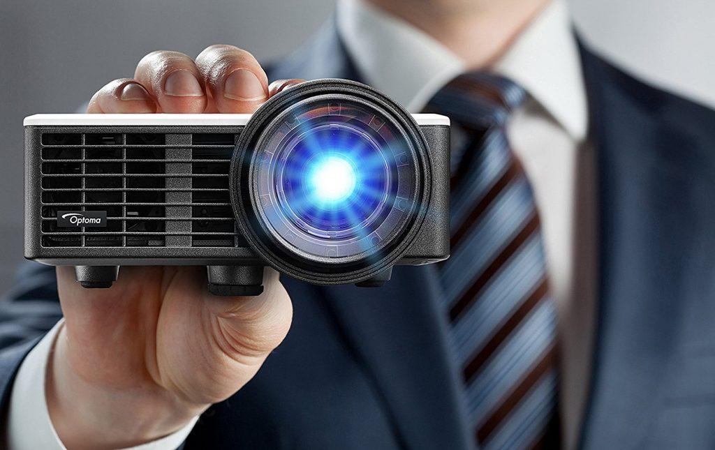 videoprojecteur optoma ml750st mini