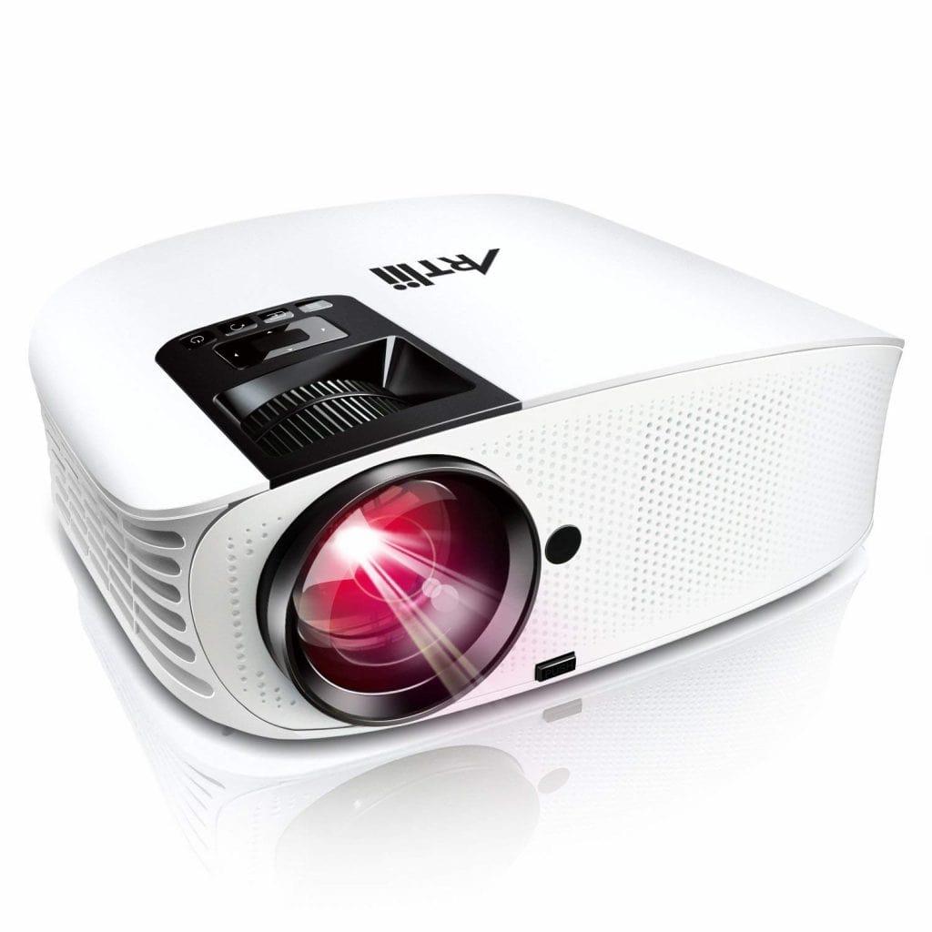 Artlii Ce Achattest Videoprojecteur Full Hd Yg600Est Un Bon dBCoreWx