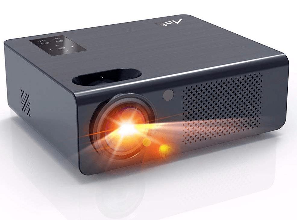 Artlii Energon : test et avis sur le nouveau vidéoprojecteur 720p