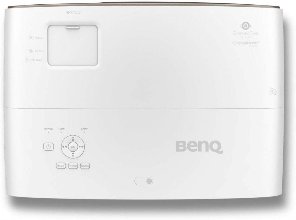 benq w2700 fonctions