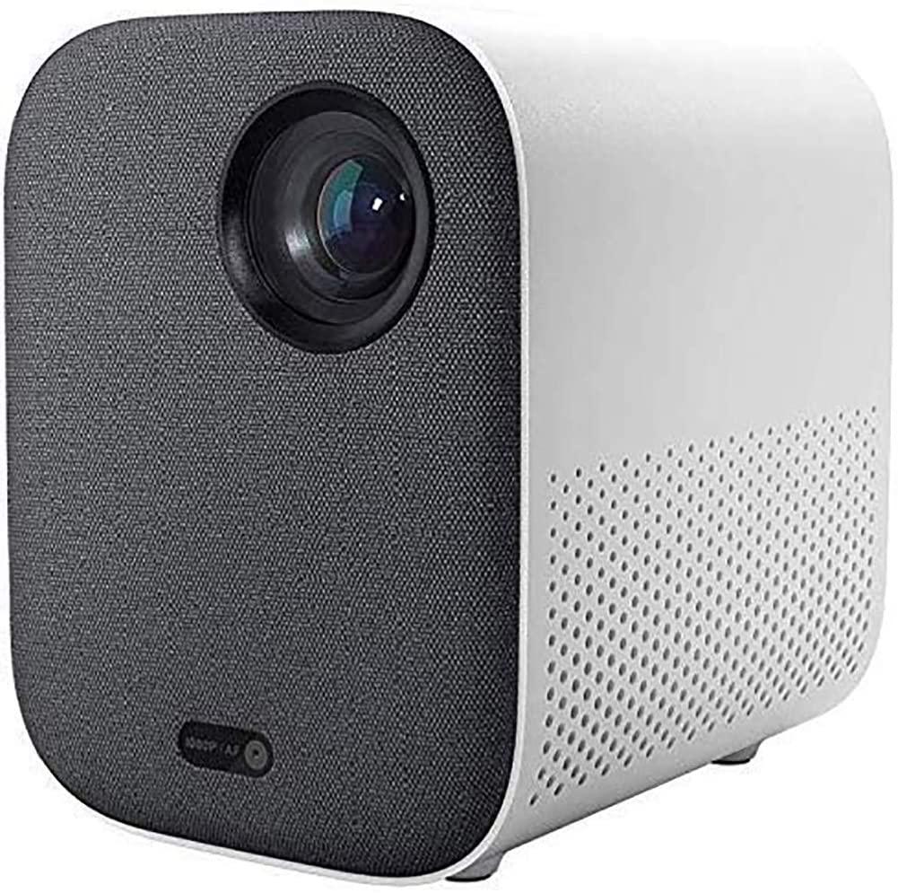 mi smart compact projector presentation