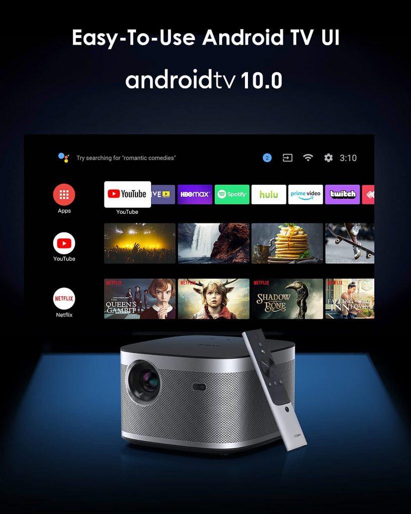 XGIMI Horizon 1080p android tv